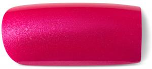 Click to enlarge image Berry Hot Pink P111 Natural Looking Painted Nail Tips - Starter Kits - Frost Nails